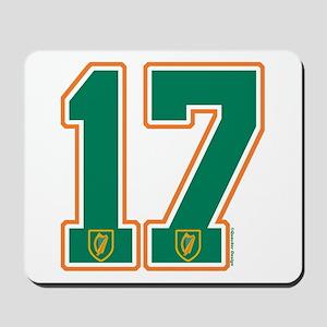 IE Ireland(Eire/Erin) Hockey 17 Mousepad