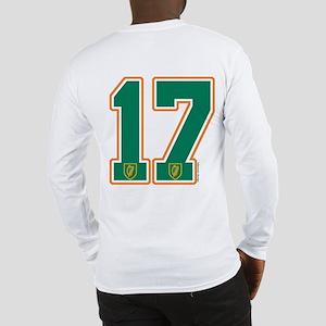 IE Ireland(Eire/Erin) Hockey 17 Long Sleeve T-Shir