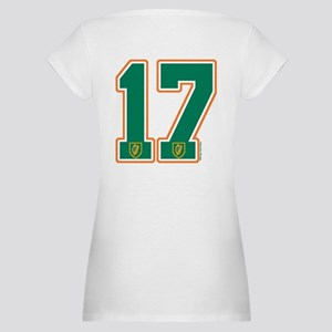 IE Ireland(Eire/Erin) Hockey 17 Maternity T-Shirt