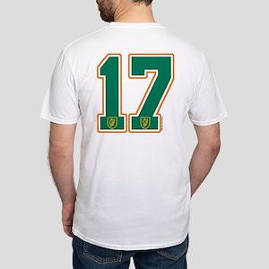 IE Ireland(Eire/Erin) Hockey 17 Fitted T-Shirt