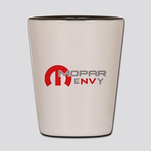 Red Envy Shot Glass