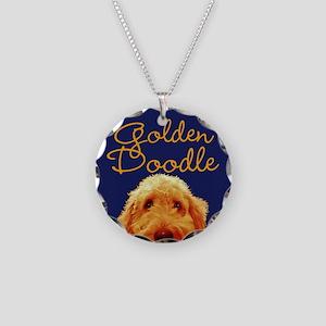 Golden Doodle Necklace