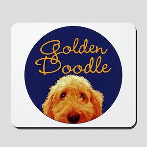 Golden Doodle Mousepad