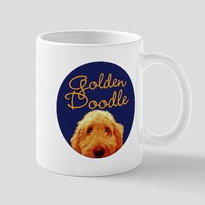 Golden Doodle Mugs