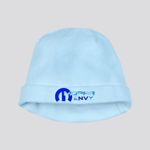 Blue Gradient Logo baby hat