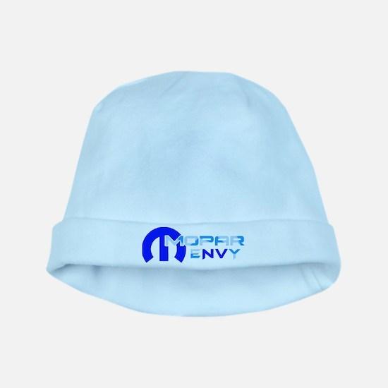 Blue Gradient Logo baby hat
