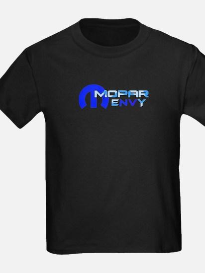 Blue Gradient Logo T-Shirt
