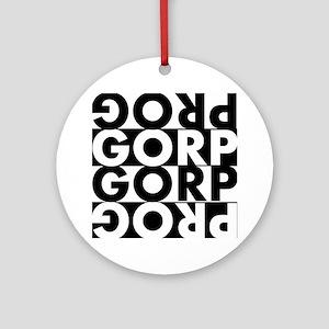 GORP Round Ornament