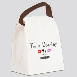 I'm A Dorothy Canvas Lunch Bag