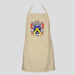 Faber Coat of Arms - Family Crest Apron