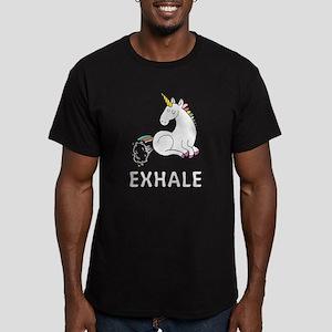 Exhale unicorn T-Shirt