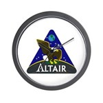 Altair - Lunar Surface Access Module Wall Clock