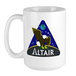 Altair - Lunar Surface Access Module Large Mug