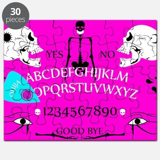 pink ouija Puzzle