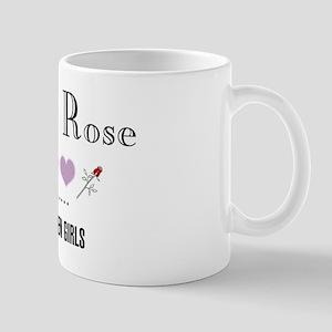 I'm A Rose Mug