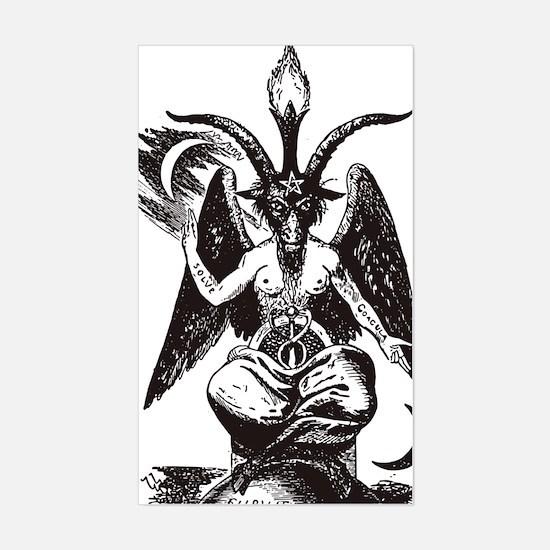 Unique Occult Sticker (Rectangle)