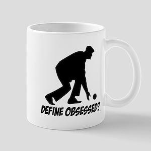 Bolowing Define Obsessed? Mug