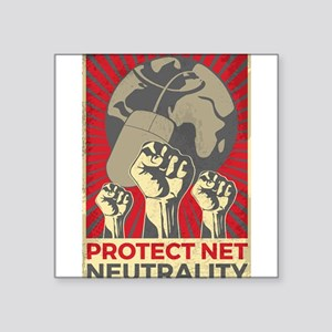 Protect Net Neutrality Sticker