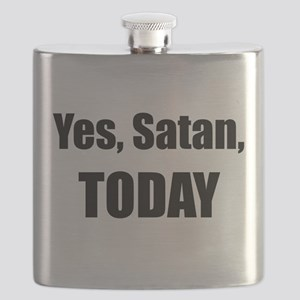 Yes, Satan, TODAY Flask