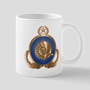 Top Brass: NC Mugs