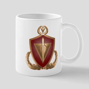 Top Brass: TR Mugs