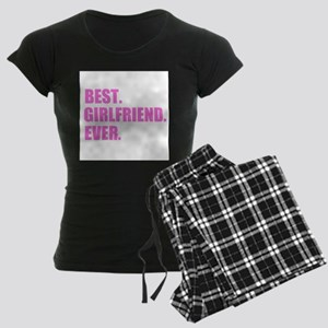 Pink Best Girlfriend Ever pajamas