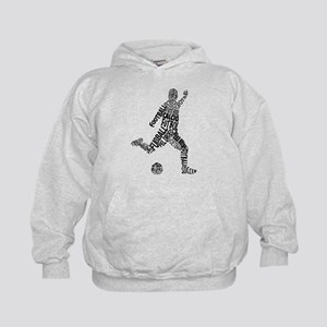 Soccer Football Languages Hoodie
