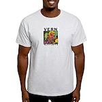 Mike DAngelos Ash Grey T-Shirt