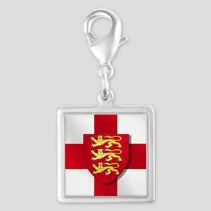 England Three Lions Flag Charms