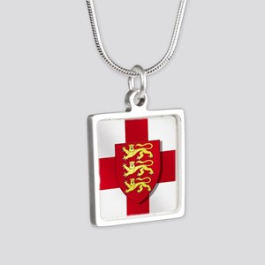 England Three Lions Flag Necklaces