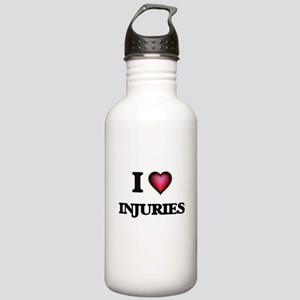 I Love Injuries Stainless Water Bottle 1.0L