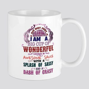 I am not just a Grandma Mugs