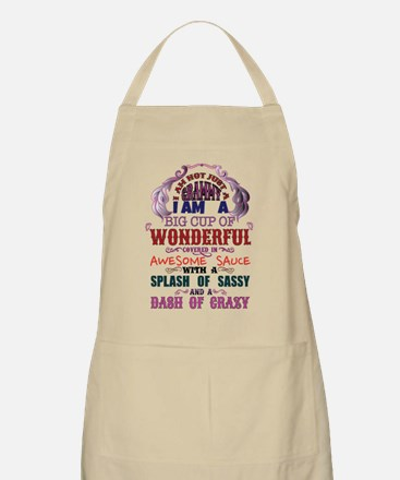 I am not just a Grammy Apron