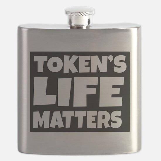 Token's life matters Flask