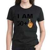 51 years old Women's Dark T-Shirt