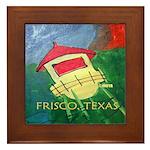 Frisco's Framed Tile