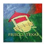 Frisco's Tile Coaster