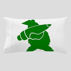 Wojtek the Soldier Bear Pillow Case