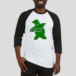 Wojtek the Soldier Bear Baseball Jersey