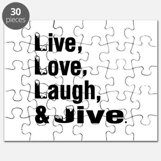 Jive Puzzles, Jive Jigsaw Puzzle Templates, Puzzles Online - CafePress