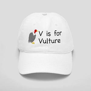 V is for Vulture Cap