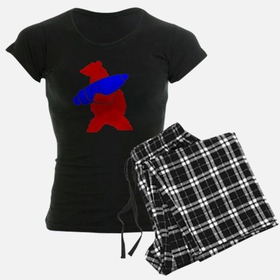 Wojtek the Soldier Bear Pajamas