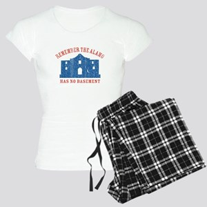 Vintage Pee Wee Alamo Women's Light Pajamas