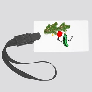 PICKLEBALL HOLIDAY GIFTS Luggage Tag