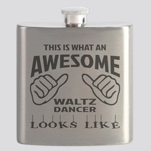 This is what an awesome Waltz dancer looks l Flask