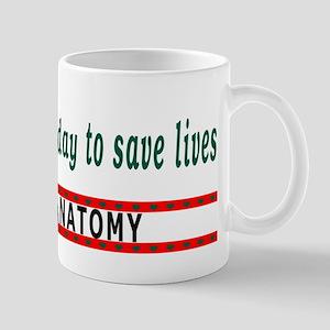 Grey's Anatomy TV Mugs