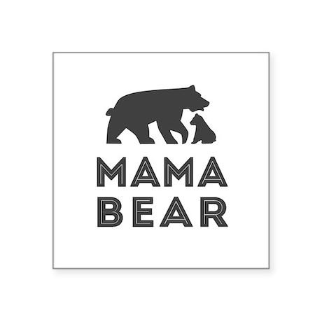 Mama Bear Sticker By WildNfree