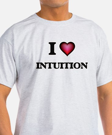 I Love Intuition T-Shirt