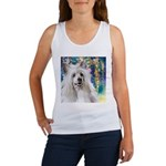 Chinese Crested Painting Tank Top