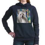 Chinese Crested Painting Women's Hooded Sweatshirt